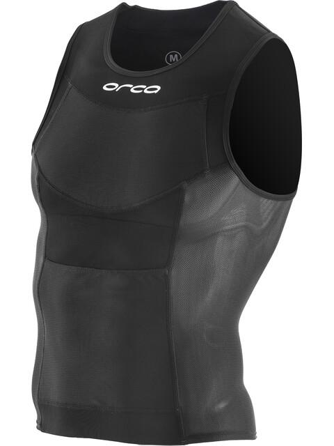 ORCA Neoprene Swimrun Top Black